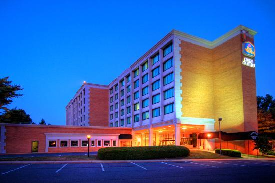 rockville best western plus