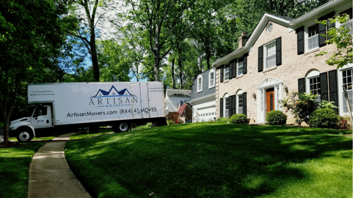 finding Rockville movers