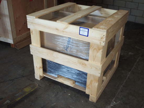 crating service
