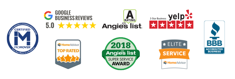5 Star Review Sites Logos